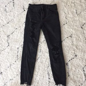 ae ne(x)t level stretch high rise jegging